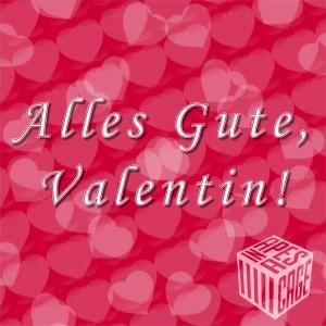Alles Gute Valentin