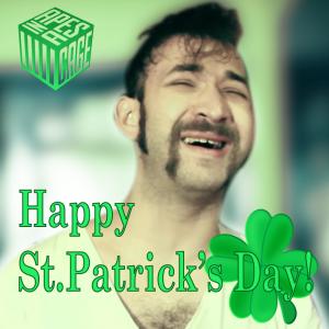 St.Patrick'sDay2016